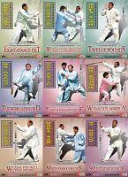 Chinese Kungfu Classical Martial Arts Taiji Xingyi Series by Chu Guiting 12DVDs