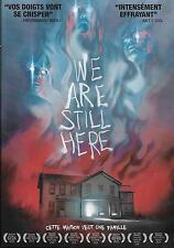 DVD WE ARE STILL HERE, CETTE MAISON VEUT UNE FAMILLE ...BARBARA CRAMPTON 2016