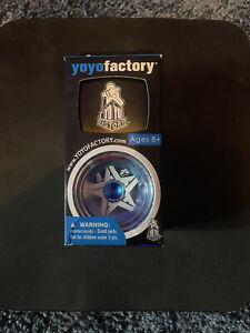 Yoyofactory Shutter 5A/Pivot