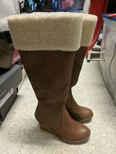 c7dc4c64fdb Apt. 9 Wedge Synthetic Boots for Women