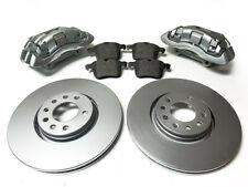Saab 9-3 03-12 314mm Front Brake Upgrade Kit Calipers, Carriers, Discs & Pads