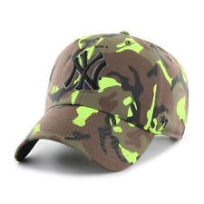 New York Yankees 47 Brand Clean Up Hat Baseball Cap Cameon