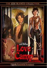 Love Camp DVD, Directed by Jess Franco, Full Moon Features