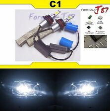 LED Kit C1 60W 9004 HB1 5000K WHITE HEAD LIGHT HIGH LOW BEAM  REPLACEMENT