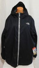 The North Face Men's Quest Insulated Hoodie Jacket Black Size 2XL New