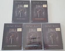 IL TRONO DI SPADE- CINQUE DVD-  PRIMA STAGIONE