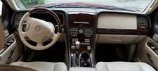 Dash Trim Kit for Lincoln Aviator 03-05 2003 2004 2005 Wood Cover Dashboard