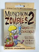 Munchkin Zombies 2: Armed & Dangerous