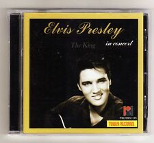 ELVIS PRESLEY Only Colombia Cd THE KING 14 tracks 2003 TOWER RECORDS COVER