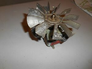 KITCHENAID STOVE CONVECTION MOTOR ASSY 4451583  WP4451583 lbk1