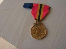 médaille   belge  leopold 2   1885   1905  (ref 6000)