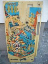 Playfield for pinball Arena (Premier by Gottlieb)