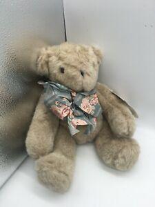 """1987 Vermont Teddy Bear 12"""" Teddy Bear - NWT"""