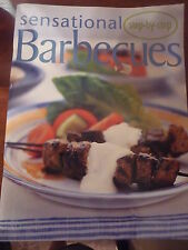FAMILY CIRCLE STEP BY STEP RECIPE BOOK Sensational Barbecues EUC