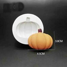Halloween Pumpkin Cake Mould Chocolate Silicone Decor Fondant Bake Mold Tool DIY