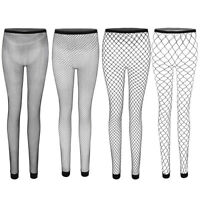 Women's Sexy Sheer Pantyhose Socks Tights High Waisted Fishnet Stockings Tights