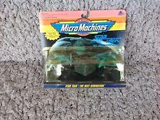Star Trek Micro Machines The Next Generation #3 Galoob 65825 w/ stands