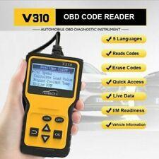 V310 OBD2 Car Engine Check Code Scanner Reader Fault Code Diagnostic Scan Tool