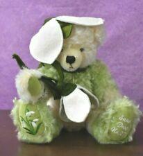 Hermann Snowdrop Teddy Bear Limited Edition Tagged