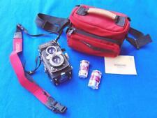 Yashica 124 Vintage Medium Format TLR Camera With Bag 124-G accessories CV