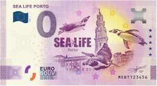 Billet 0 Euro - Sea Life Porto - 2020-2