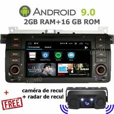Autoradio Android GPS  tactile wifi  BMW e46