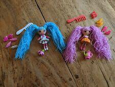 Mini Lalaloopsy Loopy Hair Peanut Big Top & Mittens Fluff N Stuff Wool