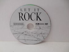 Let It Rock Vol. 1 Music DVD NO CASE Deep Purple Motorhead Who Steppenwolf  Tull