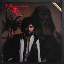 EGYPTIAN LOVER: On The Nile LP (1st press, slight cw, corner dings, Electro)