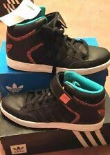 Adidas skateboarding varial mid cuero negro a estrenar talla 45 1/3 no Nike Sb,