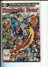 FANTASTIC FOUR 236 NM  LEE/KIRBY JOHN BYRNE C/A  20th ANNIVERSARY 1981