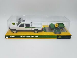 ERTL - John Deere - Pickup with Utility Vehicle and Trailer - No.35191 - ©2010