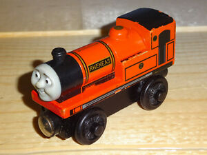 Orange Rheneas Thomas the Tank Engine & Friends Wooden Railway Train
