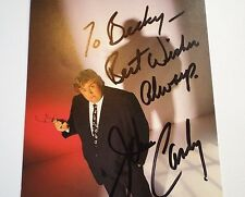 Vintage Signed JOHN CANDY AUTOGRAPH Photo PHOTOGRAPH Becky GUARANTEED AUTHENTIC