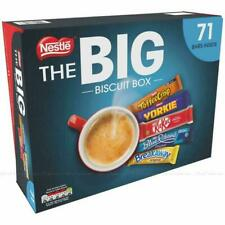 Nestlé The Big Biscuit Chocolate Box - 71 Pack (BBD October 2020)
