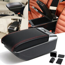 Auto Armrest Console Box Storage Car Central Handrails For Nissan Juke 2010-2015