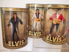 ELVIS PRESLEY Doll LOT HASBRO 1993 TEEN IDOL JAILHOUSE ROCK '68 SPECIAL NIB
