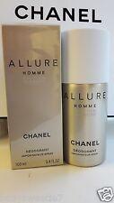 Chanel ALLURE Homme Edition Blanche DEODORANT Vaporisateur Spray 100ml