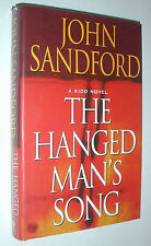 The Hanged Man's Song A Kidd Novel by John Sanford
