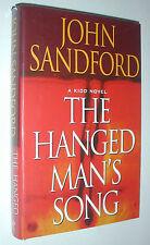 The Hanged Man's Song A Kidd Novel by John Sanford