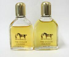 (2) Vintage Bottles, THE '21' CLUB Cologne, Colonia, .5 oz EA, 15ml 1/2 oz RARE