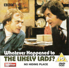 WHATEVER HAPPENED TO THE LIKELY LADS - NO HIDING PLACE: PROMO DVD / JAMES BOLAM
