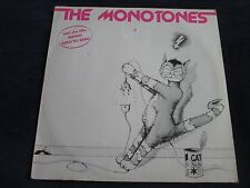 The Monotones - The Monotones_vinyl,LP,CNR Records(Germany) 0060.338 _ NM