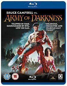 Army Of Darkness Aka Evil Dead III [Blu-ray] [DVD][Region 2]