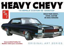 AMT [AMT] 1:25 1970 Chevy Impala Heavy Chevy Model Kit AMT895