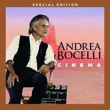 Andrea Bocelli - Cinema NEW CD + DVD