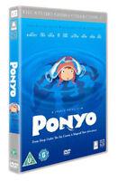 Ponyo Nuevo DVD (OPTD1806)