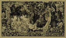 Lord of the Rings Factory Green Vania Zouravliov Mondo Screenprint Poster Art LE