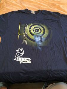 Starter XL Emmitt Smith Dallas Cowboys Blue Emmitt Zone T-Shirt Never Worn