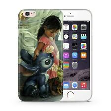 "Lilo & Stitch Caso/Cubierta Apple iPhone 7 (4.7"")/protector de pantalla Gel/pintura"